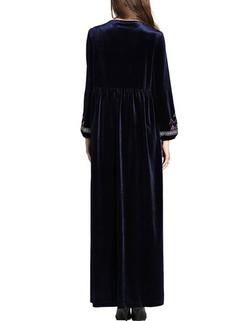 Women's Kaftan Dress Stylish Casual Loose Dress  NEW  -RM166.90