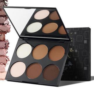 Six-Color High-Gloss Shadow Set -RM72.21