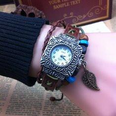 Vintage Rectangle Wristwatches-RM109.79