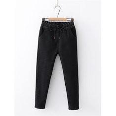 Plus Velvet Harem Pants -RM150.12