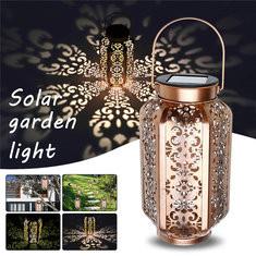 Solar Powered Garden Light -US$22.59