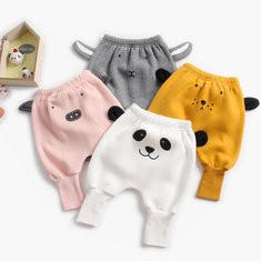 Animal Kids Harem Pants For 6-36 Months