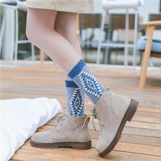 Women Winter Middle Tube Socks-RM30.25
