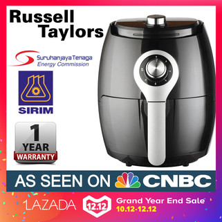 Russell Taylors Air Fryer AF-25 Large 3.8L RM199.99