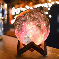 3D Printing Space Moon Lamp-RM24.82 ~ 42.82