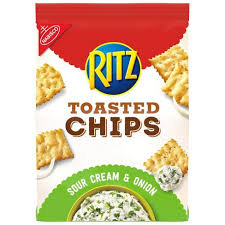 RITZ TOASTED CHIPS