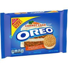 OREO CARROT CAKE FAMILY SIZE