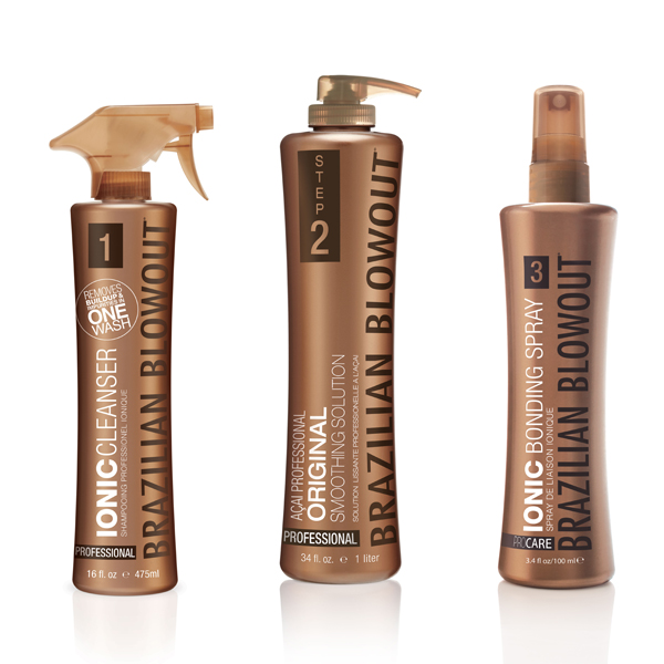Brazilian Blowout Smoothing Treatmen