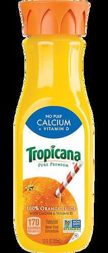 TROPICANA  JUICE CALCIUM + VITAMIN D