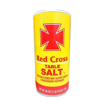 RED CROSS TABLE SALT