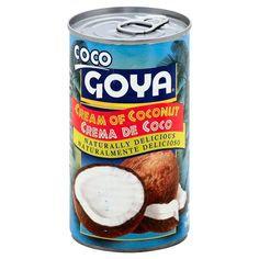 GOYA CREAM OF COCONUT ( CREMA DE COCO )