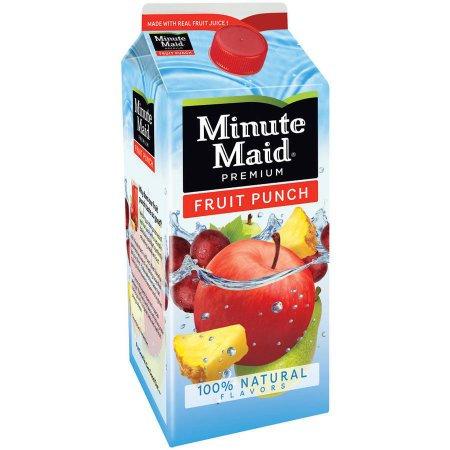 Minute Maid Premium Punch
