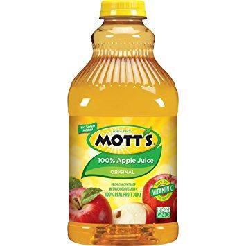 MOTTS JUICES
