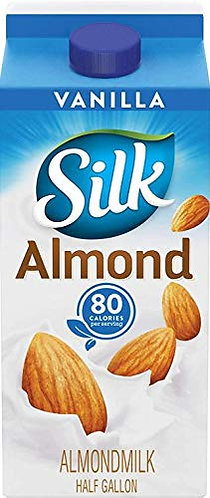 SILK ALMOND VANILLA