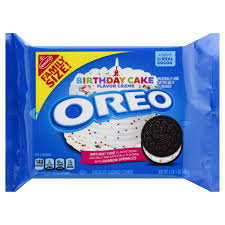 OREO BIRTHDAY CAKE FAMILY SIZE