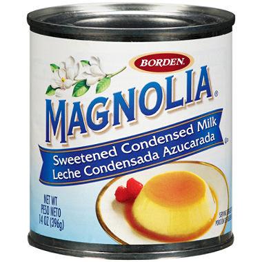 MAGNOLIA SWEETENED CONDENSED MILK