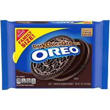 OREO DARK CHOCOLATE FAMILY SIZE