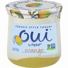 OUI YOGURT MANGO