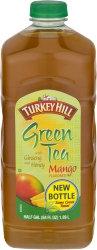 TURKEY HILL GREEN TEA MANGO