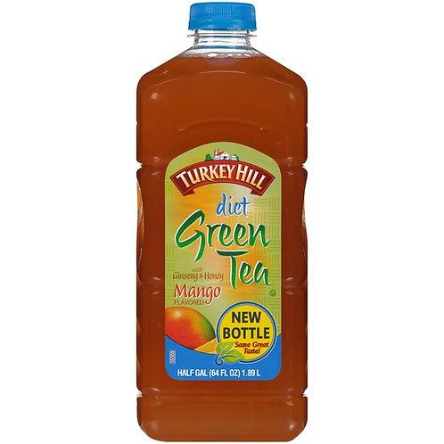 TURKEY HILL DIET GREEN TEA MANGO