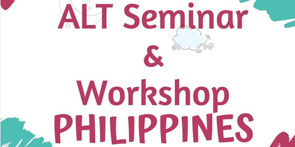 ALT SEMINAR&WORKSHOP PHILIPPINES