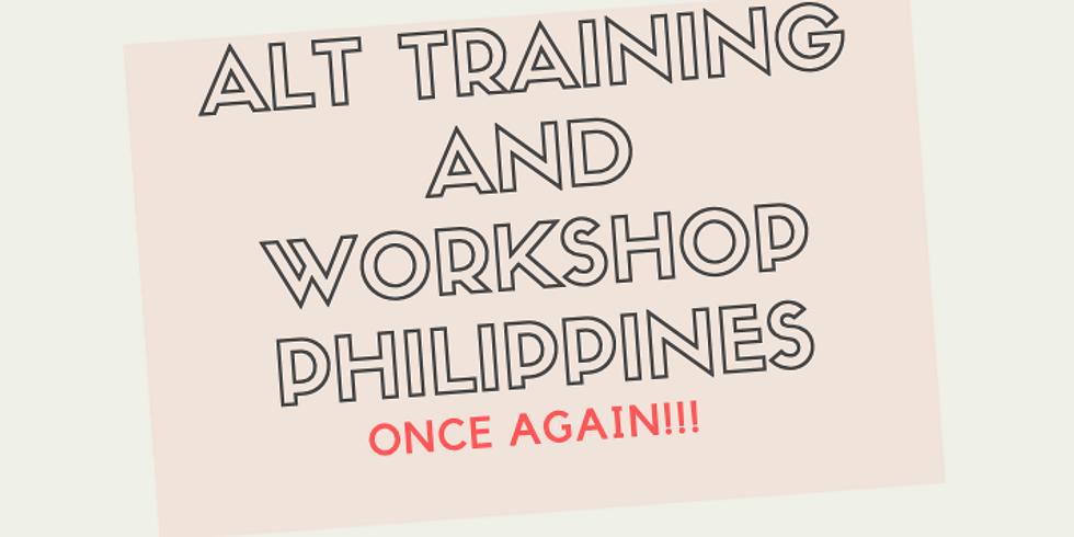 ALT TRAINING AND WORKSHOP PHILIPPINES
