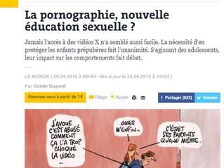 Hypocrisie: le Conseil d'Etat autorise le porno pour les mineurs