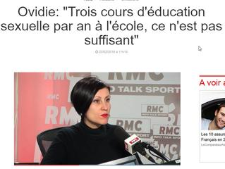 """Quand d'ex stars du porno se préoccupent d' """"éducation sexuelle"""""""