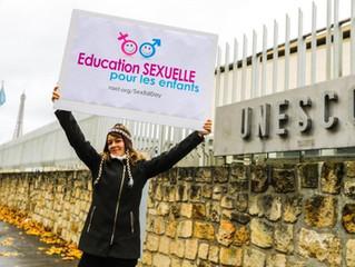 Raéliens, UNESCO, OMS... une vision commune de l'éducation sexuelle