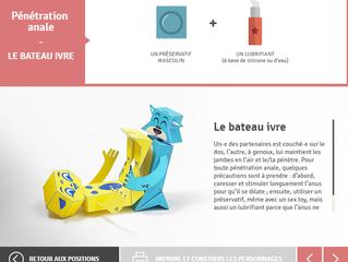 Le site onsexprime.fr, toujours aussi explicite