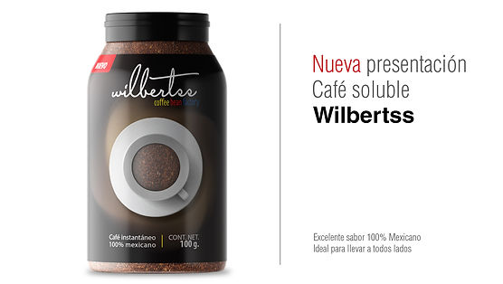 Wilbertss label design