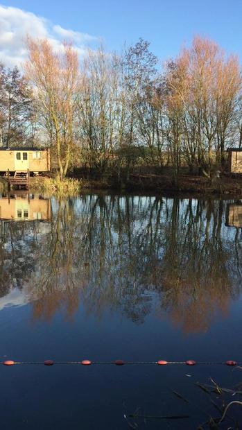 Netting of lakes November 2020
