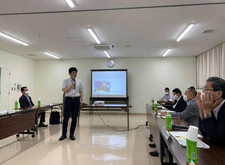 佐波伊勢崎地域の懇談会