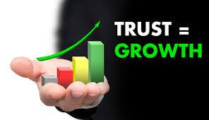 Trust = Growth
