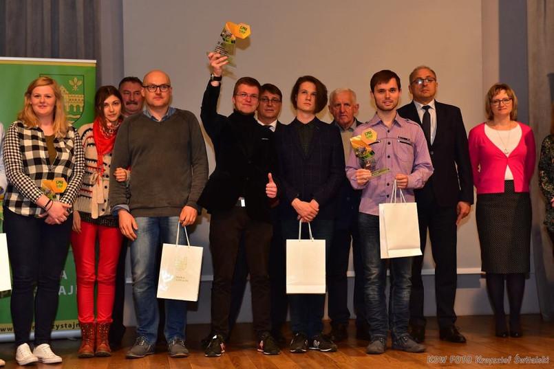 II Miejsce w II Konkursie Filmów Niezależnych im. prof. Henryka Kluby w Przystajni