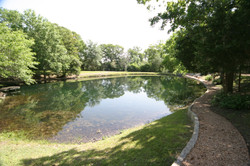 THE POND & TRAILS