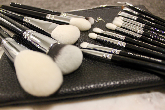 Welcome to my Kit - Edition #2  My New Zoeva Brushes
