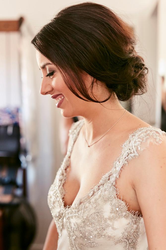 Jessica's Bridal Makeup