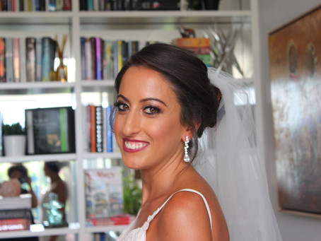 Shira's Wedding Makeup
