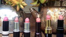 My Favorite Everyday Pale Pink + Nude Lipsticks