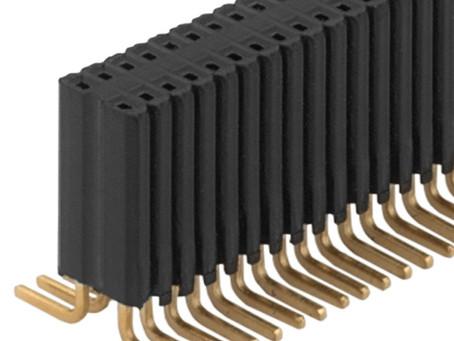 BLM 2 SMD 表面実装用連結ソケット 1.27mm ピッチ 2列