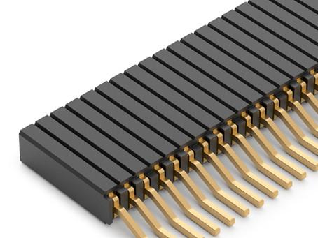BLM 3 SMD 表面実装用連結ソケット 1.27mm ピッチ 平行連結用