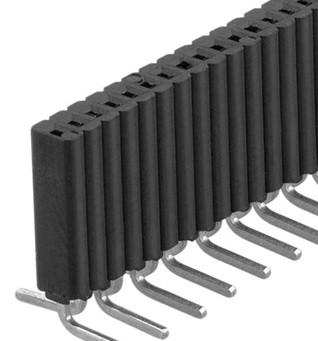 BLM 1 SMD 表面実装用連結ソケット 1.27mm ピッチ