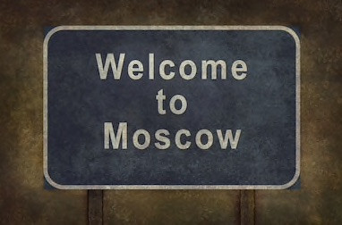 HORROR STORY IN MOSCOW