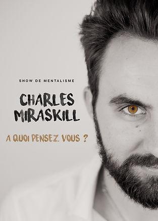 Charles Miraskill - A Quoi Pensez-Vous ?