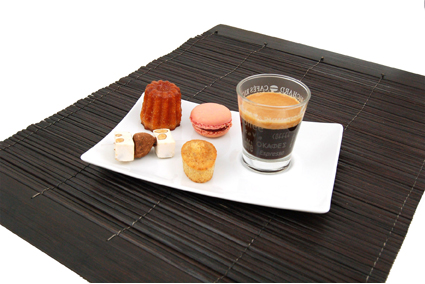 Café gourmand du COFFEE-STORY