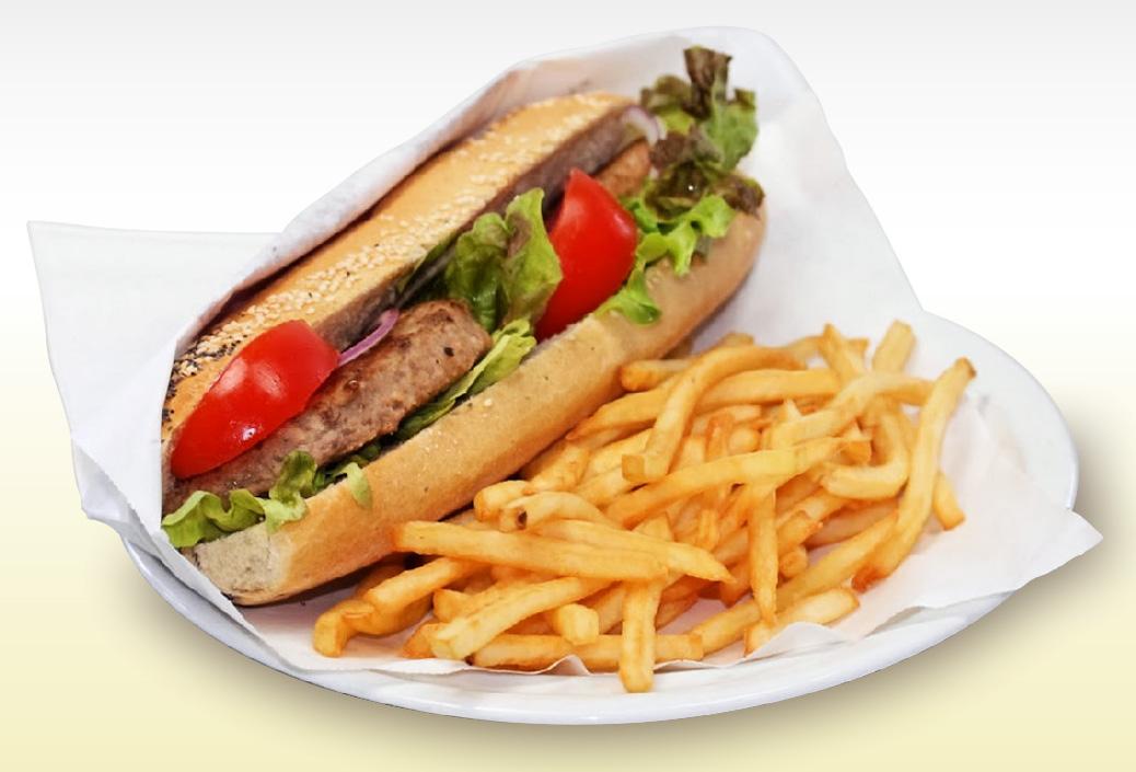 Américain Steak du FOOD-STORY
