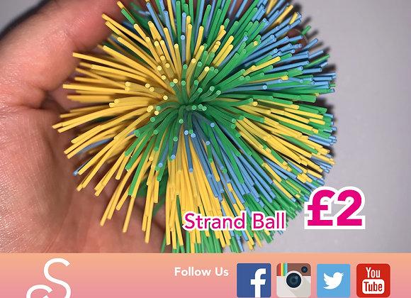 Strand ball - handheld