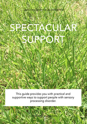 Spectacular Support Strategies Guide