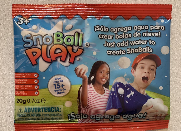 SnoBall Play Sachet